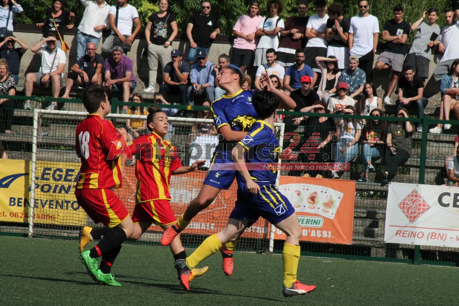 Benevento Le Streghe-Sant'Egidio 0-2 (Finale play off) (1)