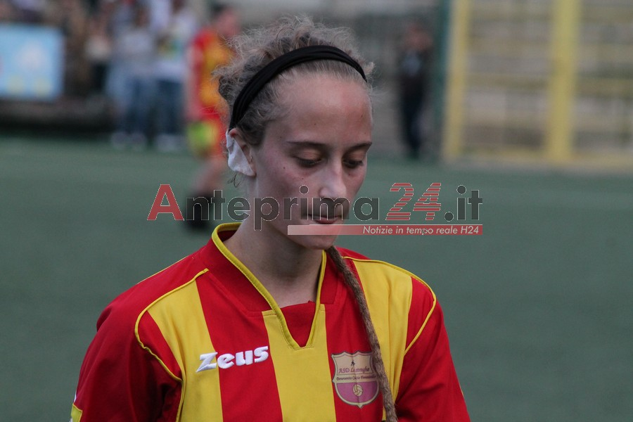 Benevento Le Streghe-Sant'Egidio 0-2 (Finale play off) (102)