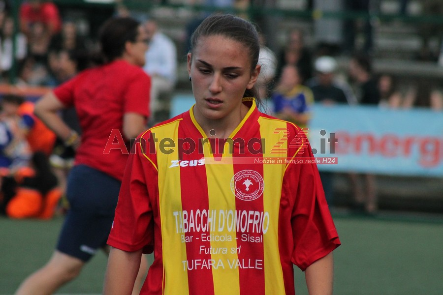 Benevento Le Streghe-Sant'Egidio 0-2 (Finale play off) (103)