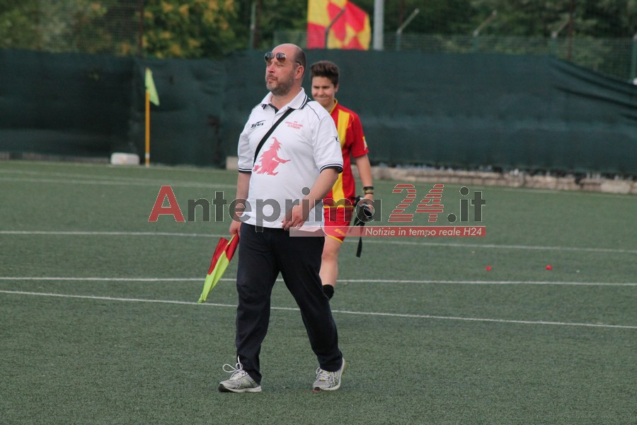 Benevento Le Streghe-Sant'Egidio 0-2 (Finale play off) (108)