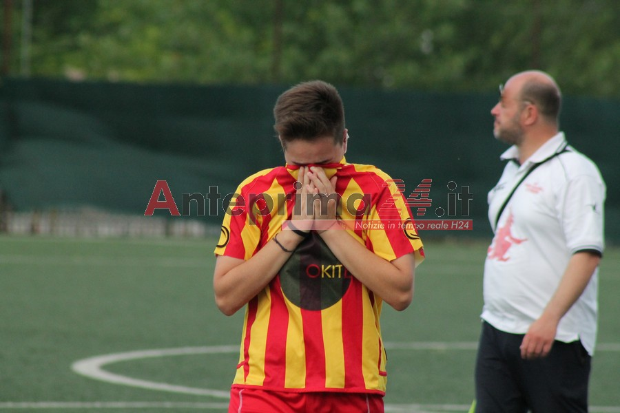 Benevento Le Streghe-Sant'Egidio 0-2 (Finale play off) (109)
