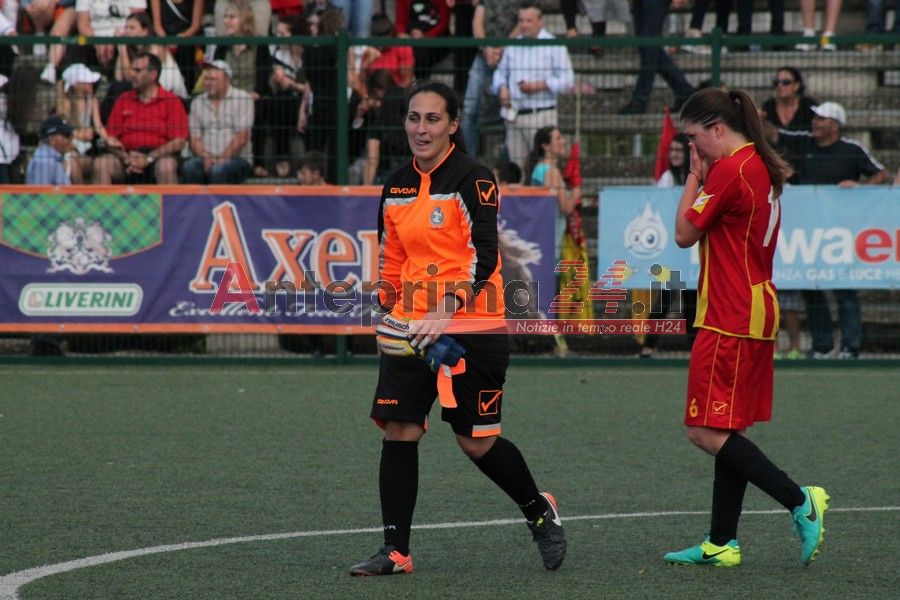 Benevento Le Streghe-Sant'Egidio 0-2 (Finale play off) (110)