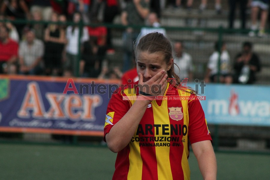 Benevento Le Streghe-Sant'Egidio 0-2 (Finale play off) (112)