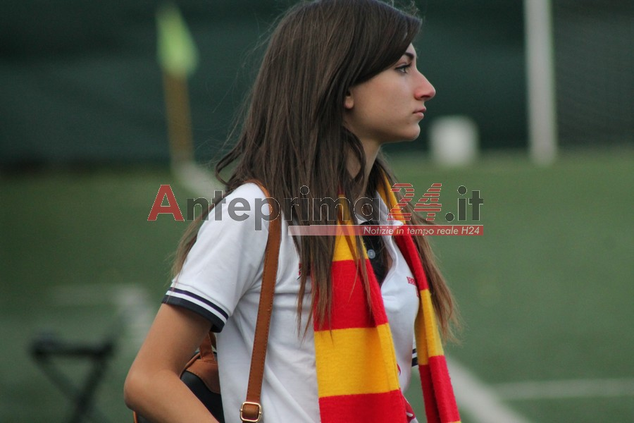 Benevento Le Streghe-Sant'Egidio 0-2 (Finale play off) (120)