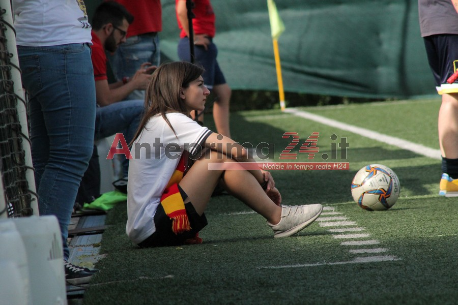 Benevento Le Streghe-Sant'Egidio 0-2 (Finale play off) (23)