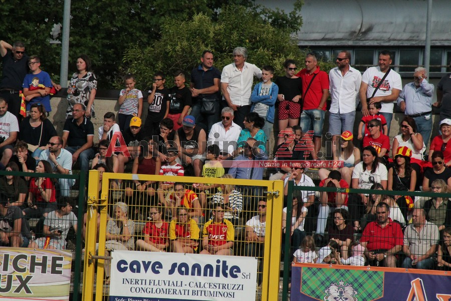 Benevento Le Streghe-Sant'Egidio 0-2 (Finale play off) (75)