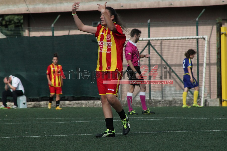 Benevento Le Streghe-Sant'Egidio 0-2 (Finale play off) (76)