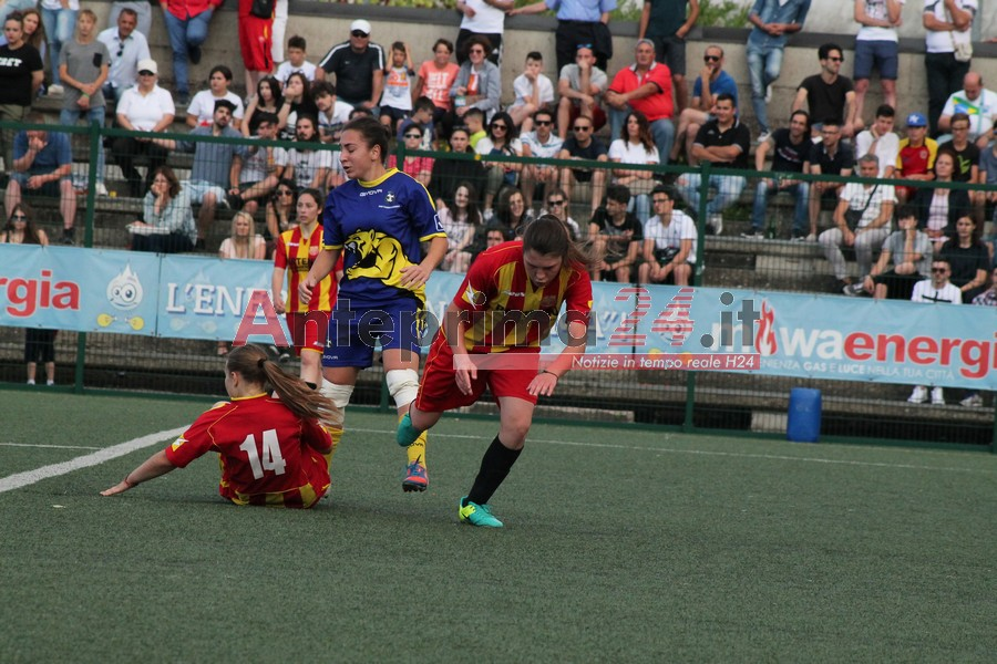Benevento Le Streghe-Sant'Egidio 0-2 (Finale play off) (88)