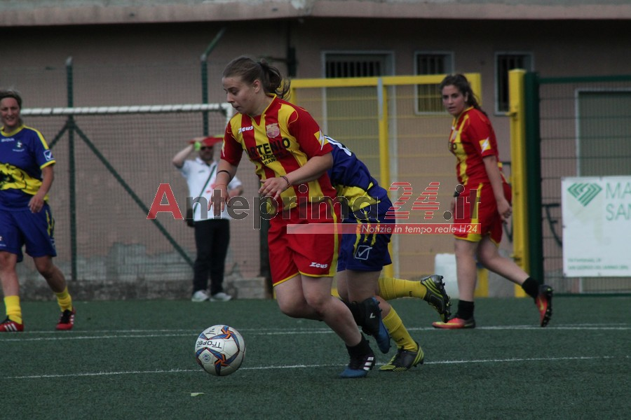 Benevento Le Streghe-Sant'Egidio 0-2 (Finale play off) (90)