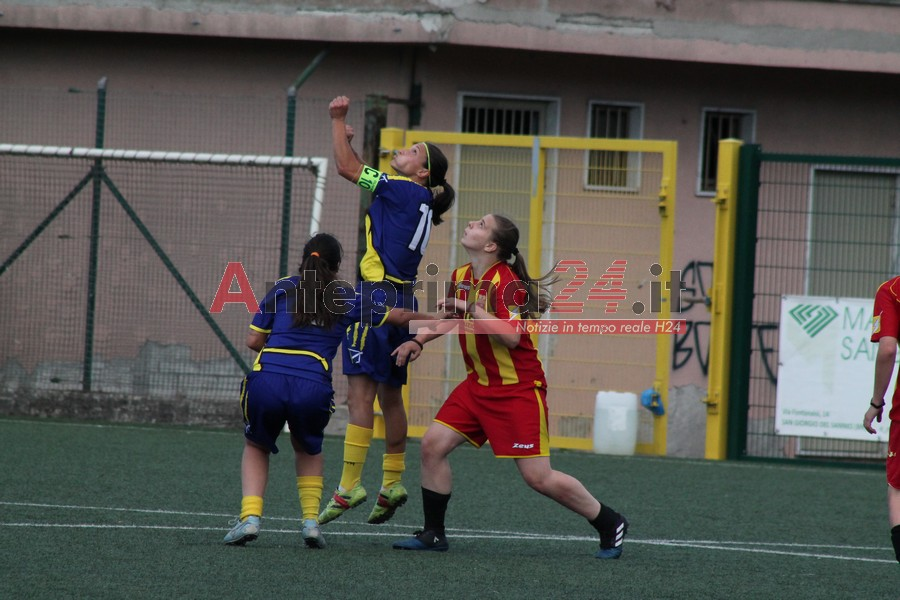 Benevento Le Streghe-Sant'Egidio 0-2 (Finale play off) (92)