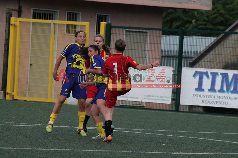Benevento Le Streghe-Sant'Egidio 0-2 (Finale play off) (93)
