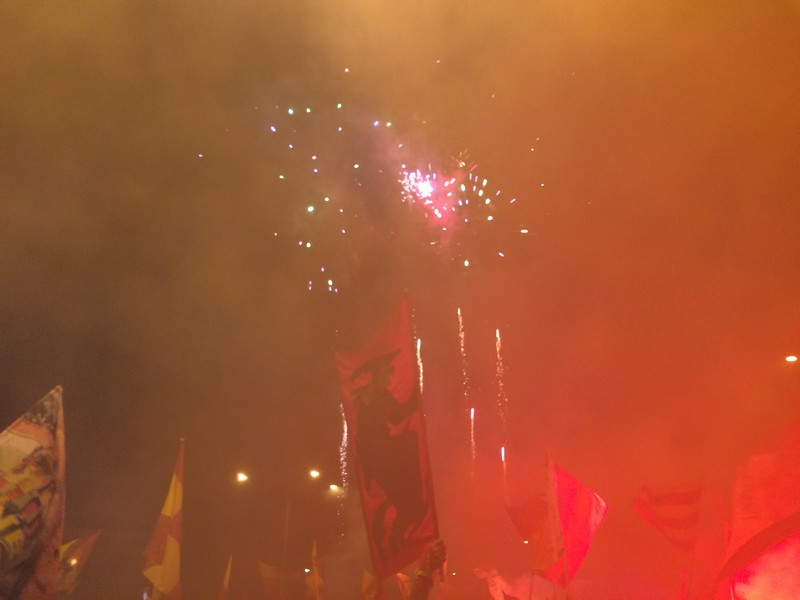 Tifosi Benevento - Festa serie A (22)