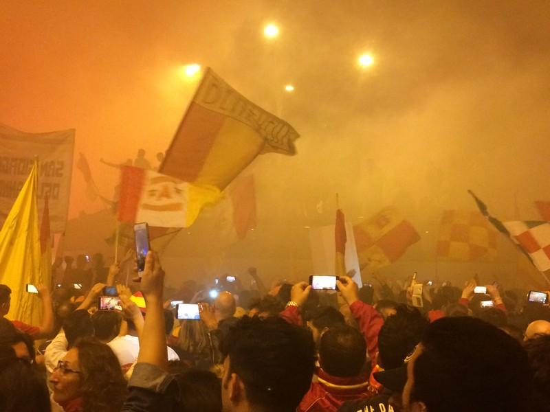 Tifosi Benevento - Festa serie A (26)