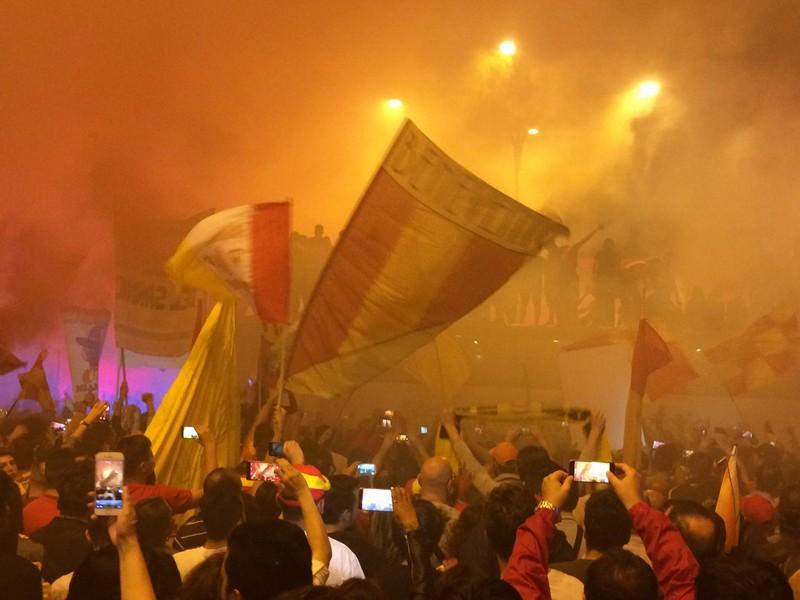 Tifosi Benevento - Festa serie A (27)