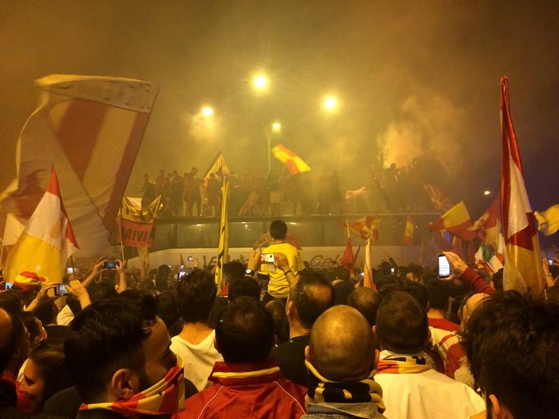 Tifosi Benevento - Festa serie A (29)