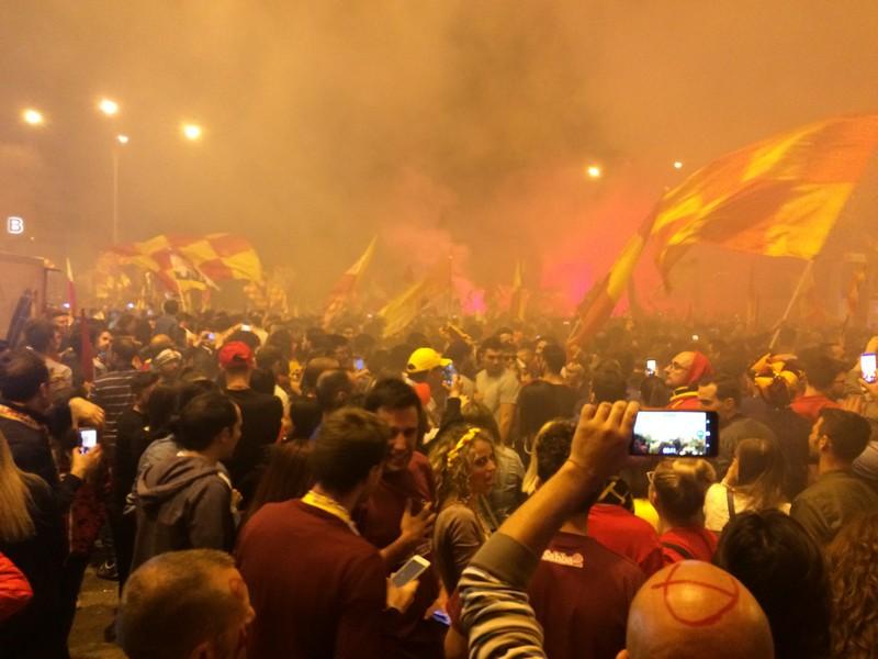 Tifosi Benevento - Festa serie A (31)