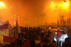 Tifosi Benevento - Festa serie A (1)