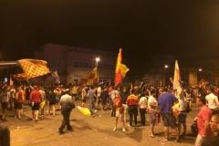 Tifosi Benevento - Festa serie A (10)