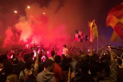 Tifosi Benevento - Festa serie A (19)