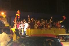 Tifosi Benevento - Festa serie A (6)