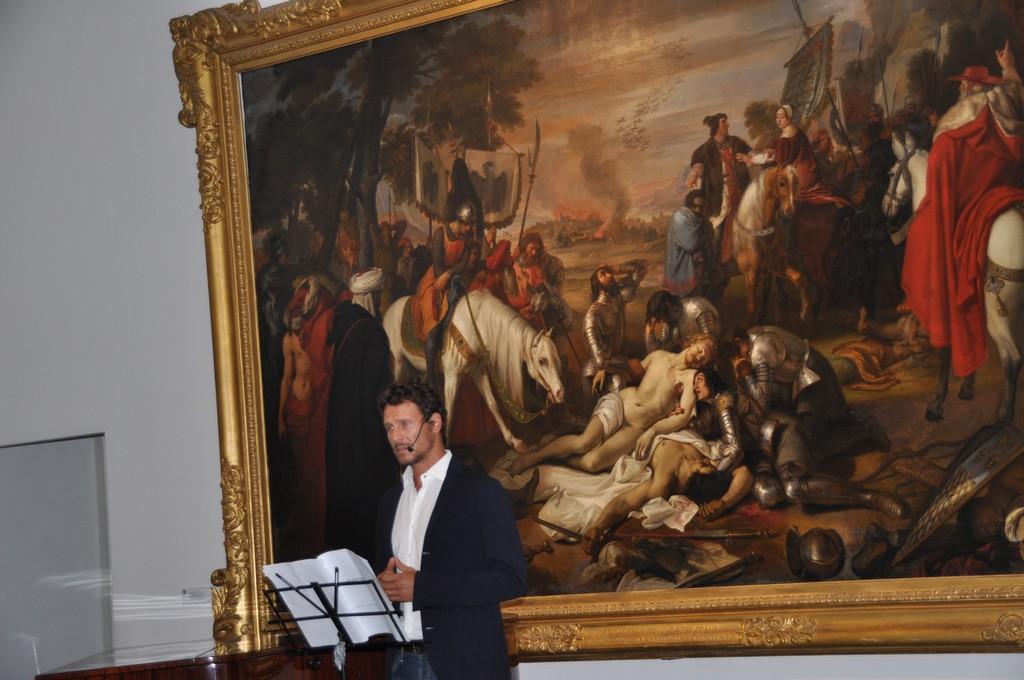 DELITTI DI MAFIA AL MUSEO DEL SANNIO 05