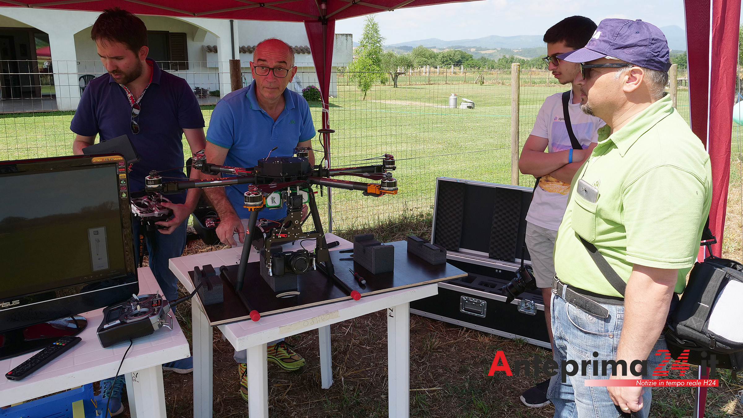 droni faicchio1