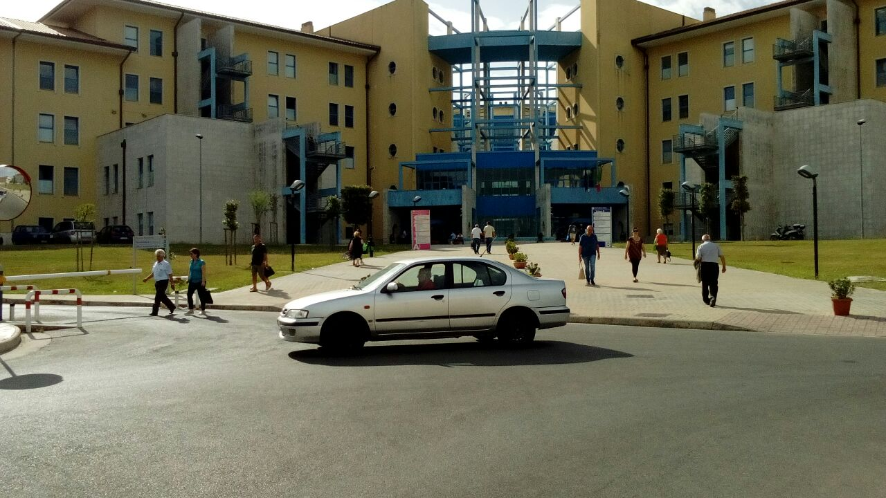 Nuovo ingresso ospedale Moscati (3)