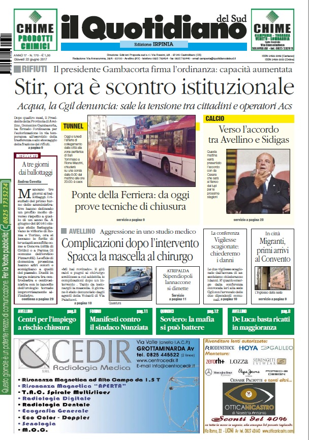 Il Quotidiano del Sud