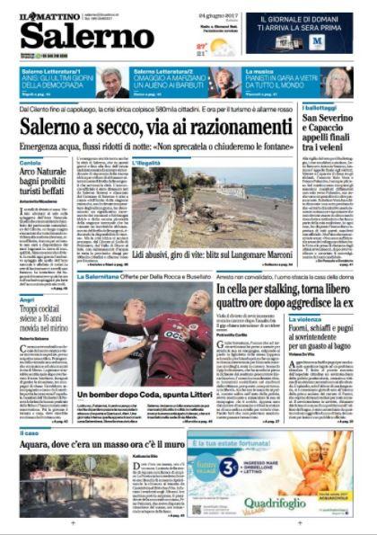 Il Mattino - Salerno