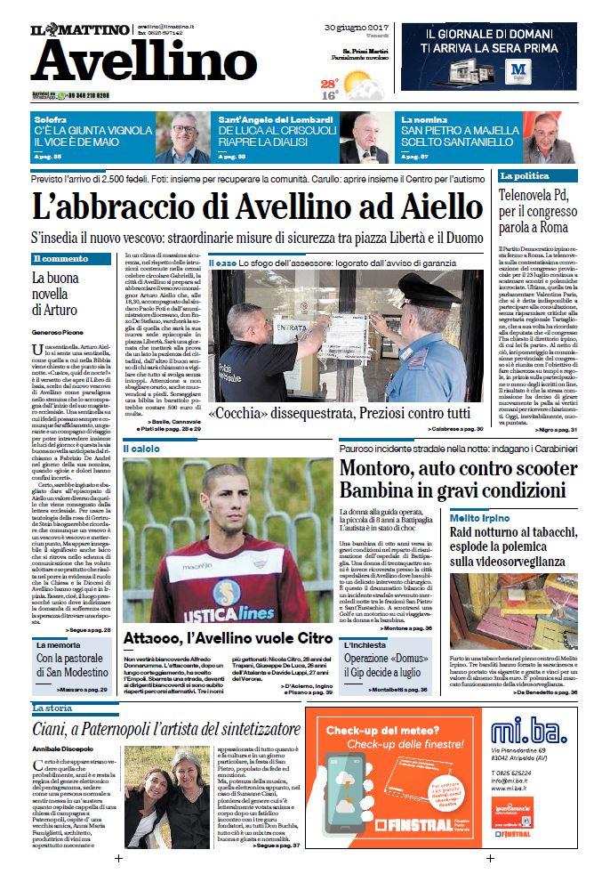Il Mattino - Avellino