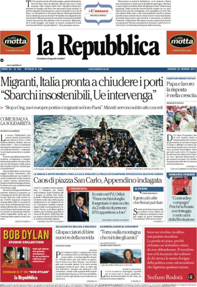 1. La Repubblica