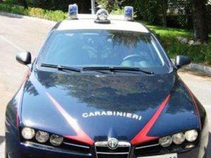 Spara alle auto in sosta, arrestato un uomo a Pagani
