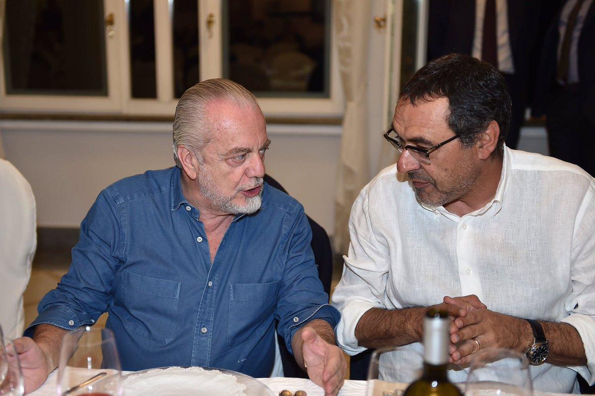 Giudice Sportivo, arrivano le sanzioni al Napoli e a Sarri