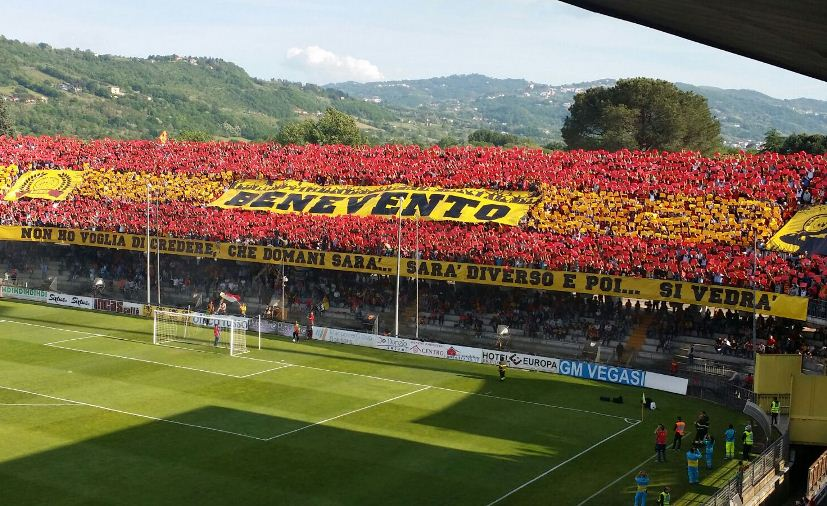 Samp-Benevento, aggiornamento prevendita: il dato delle 11.30