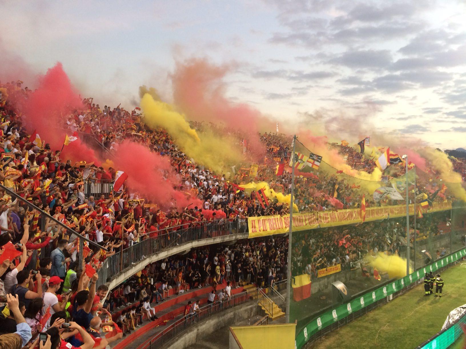 Il sogno diventa realtà, il Benevento conquista la serie A