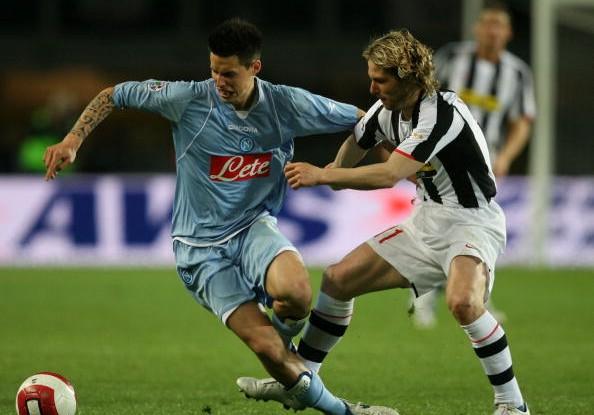 """Nedved e quella tentazione chiamata Hamsik: """"Marek ha scelto Napoli"""""""