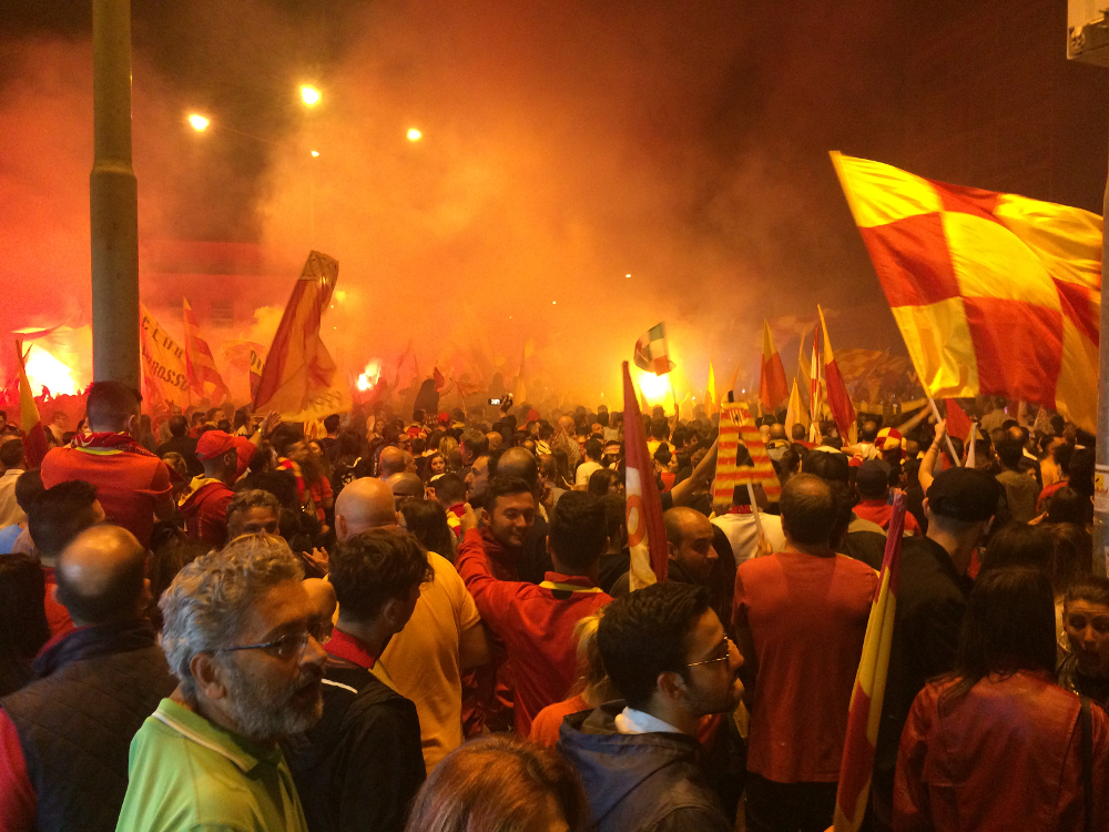 Benevento in serie A, il plauso delle istituzioni