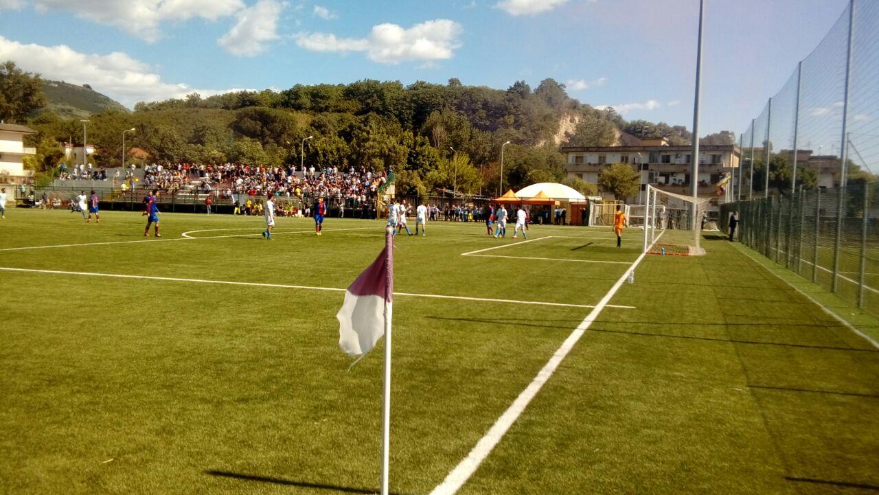 Il Montesarchio vola in Promozione: Casamarciano ko 2-0