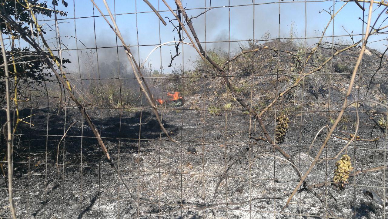 Casal di Principe, brucia discarica del clan (Video)