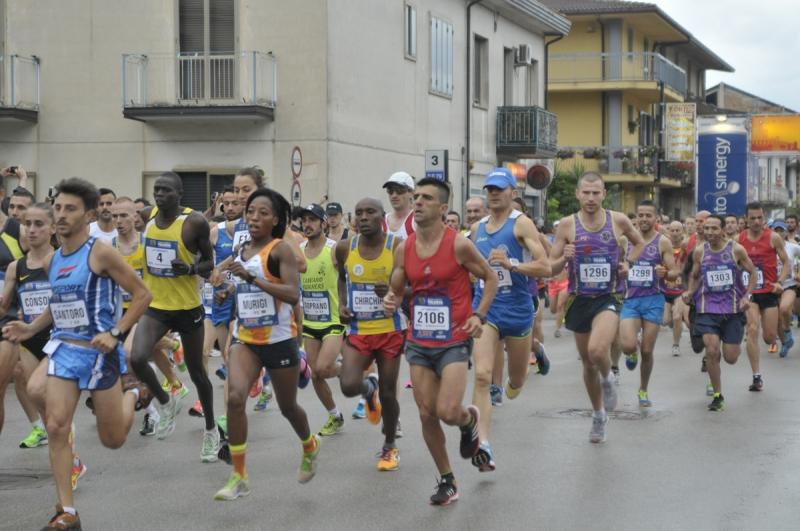 Trofeo Città di Telesia, domani presentazione della 10 Km di corsa