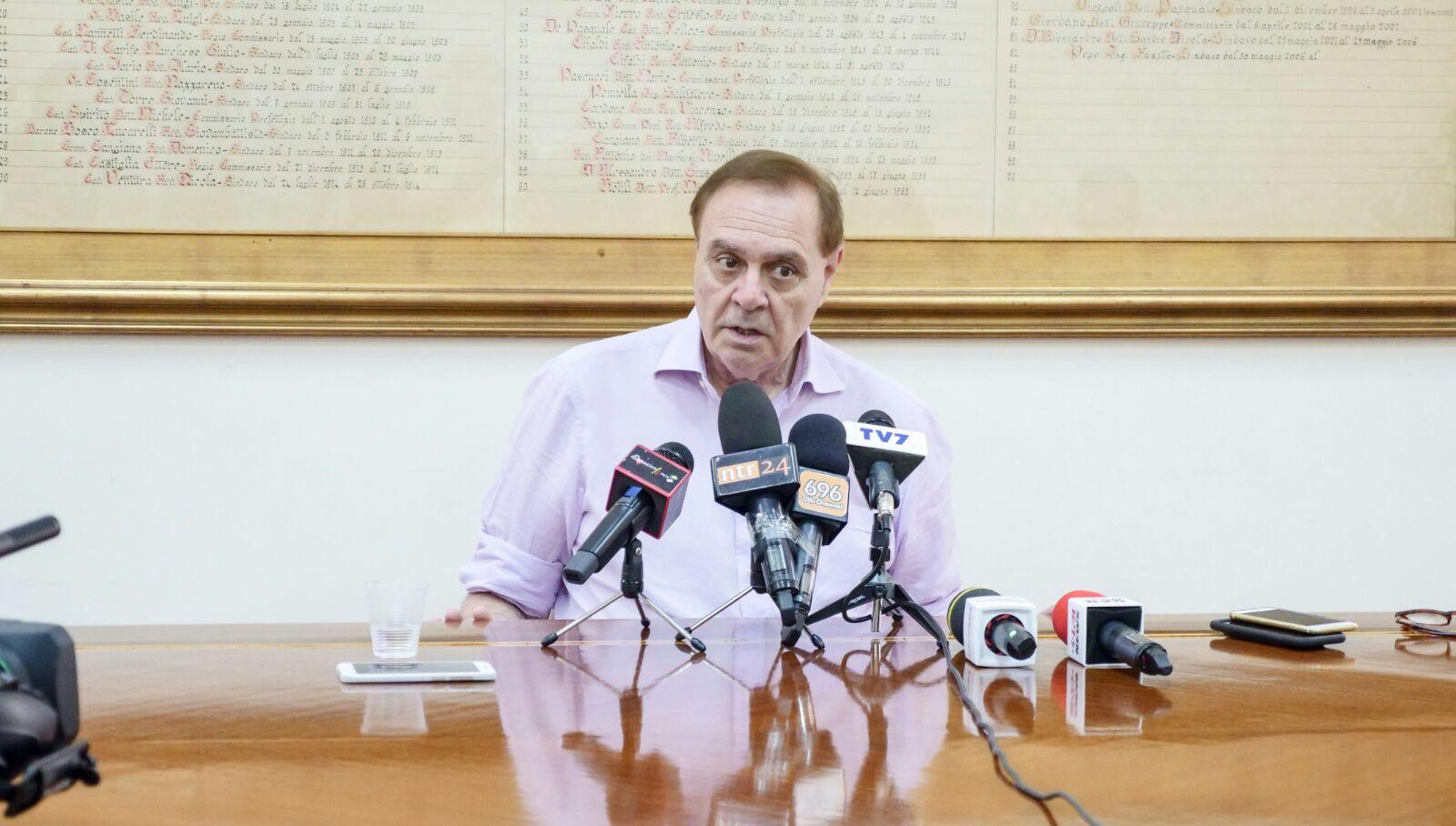 Processo Udeur, c'e' la sentenza: assolto Clemente Mastella