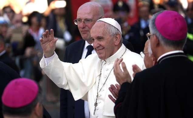 """Il Papa riceve l'Arcidiocesi di Benevento: """"Che emozione avervi qui"""""""
