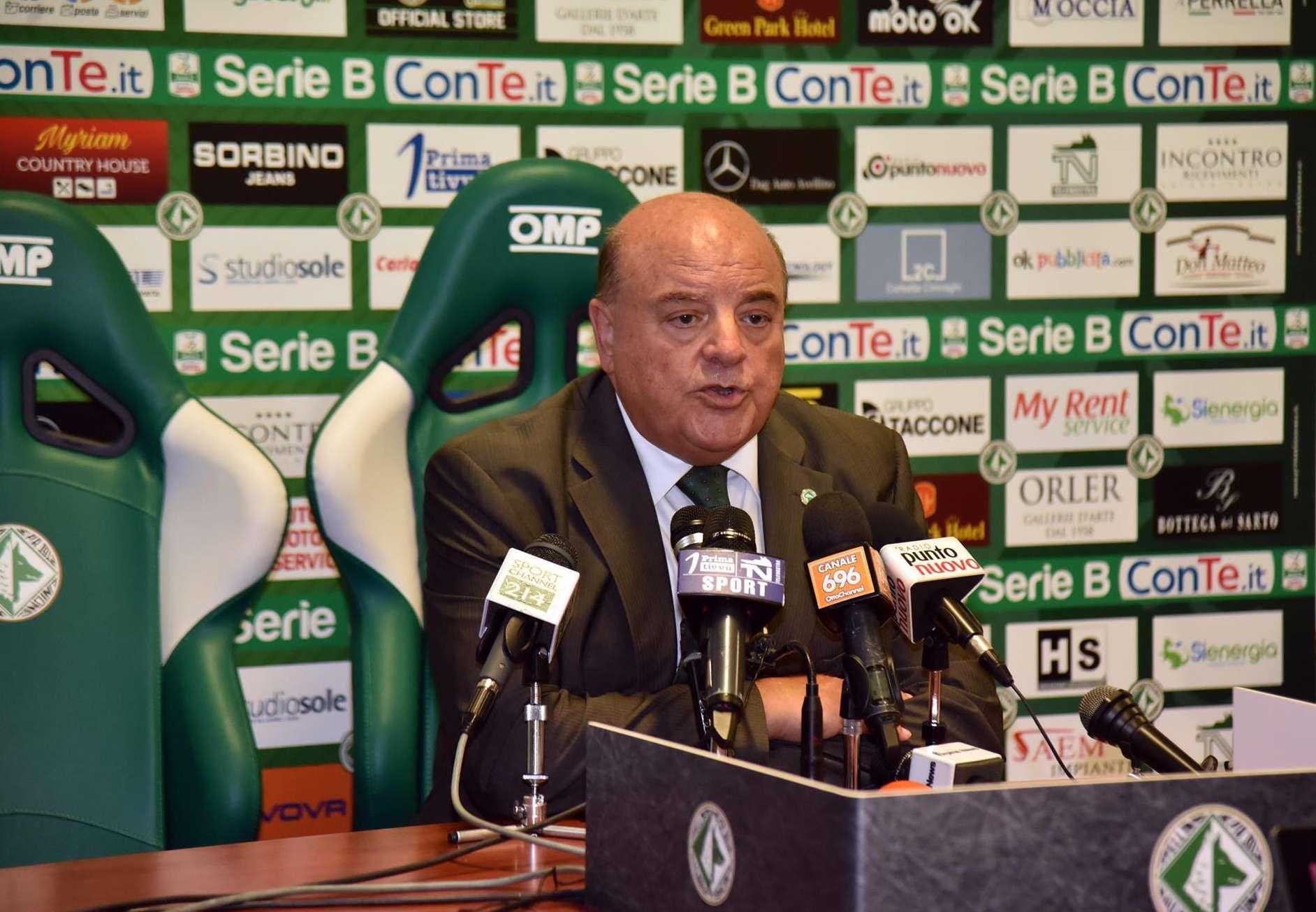 Avellino, settimana decisiva per definire l'accordo tra Taccone e Italpol
