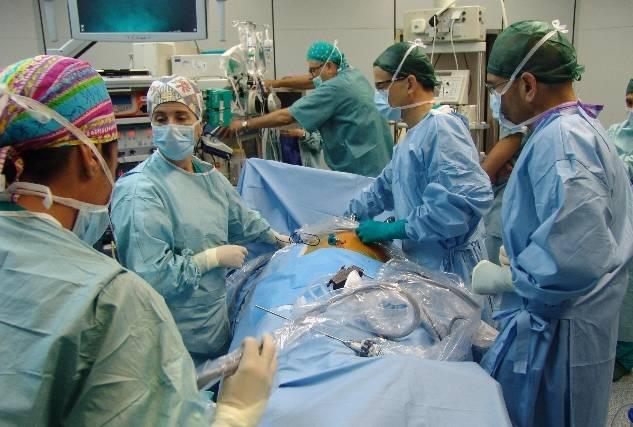 Reni, cornee e fegato: espianto multiplo al Ruggi
