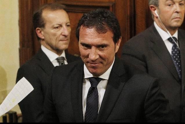 Si dimette il sottosegretario Cassano