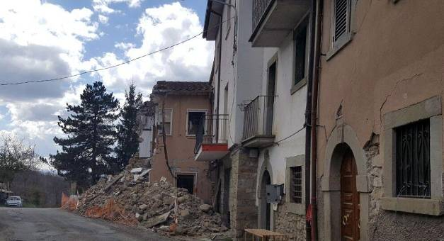 Terremoto magnitudo 4.2 vicino Amatrice