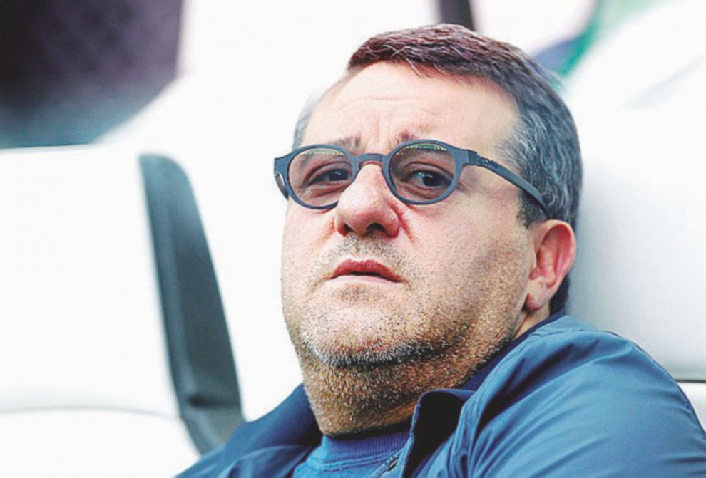 Raiola è in Campania, attese novità sulla trattativa per Kishna