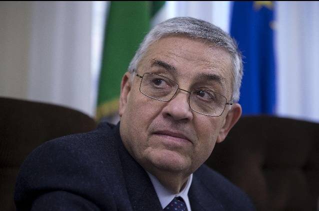 """Il procuratore capo Pignatone: """"A Roma i clan ci sono"""""""