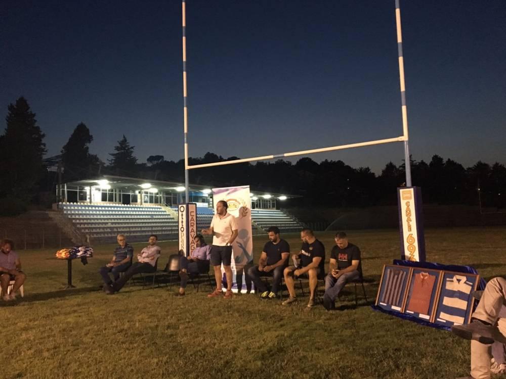 """Us Benevento Rugby, capitan Petrone: """"Migliorarsi è la parola d'ordine"""""""