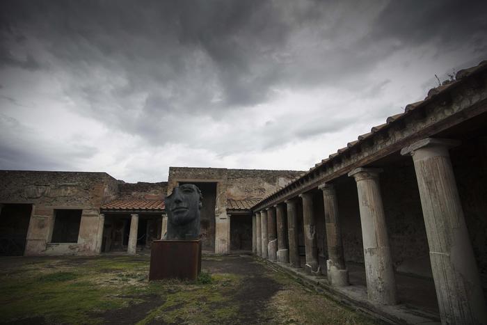 Castellammare di stabia riemerge il giardino romano anteprima